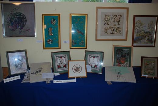 Bradmore Spire Room: Exhibition