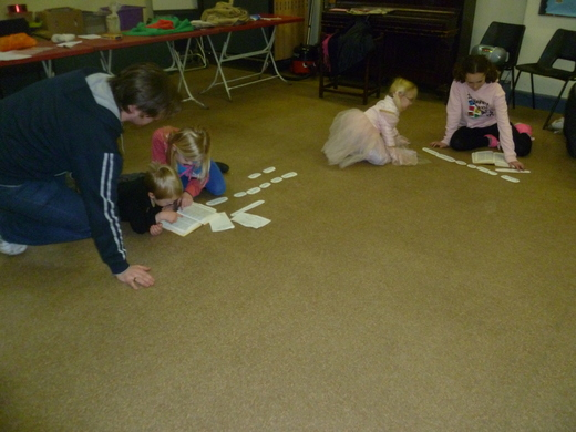 "Feb 2014 - ""One Direction"" holiday club - finding referrences from the scriptures"