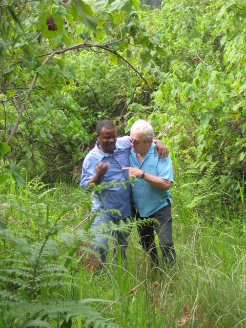 Masibo & Terry lost in the jungle