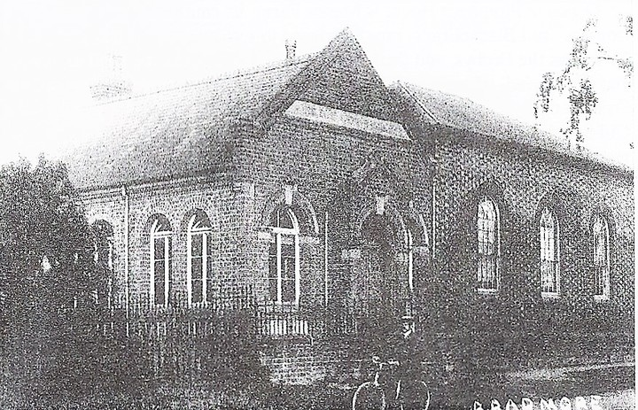 Methodist church c 1910