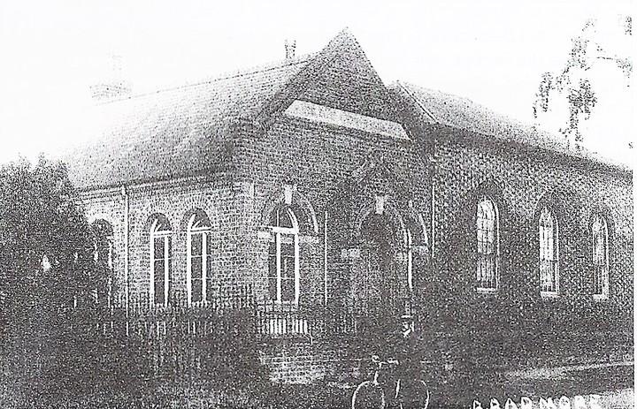 Methodist church c 1910