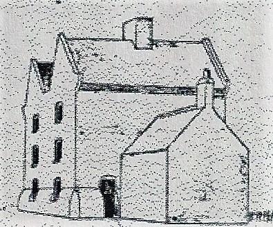 Rancliffe Farmhouse - artist unknown