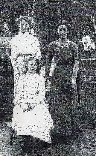 Florence, Emma and Ethel