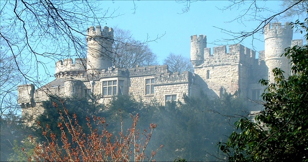 The Victorian Castle