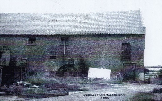 Debdale Farm Malting Barn