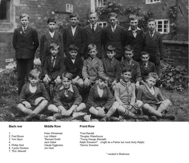 Bunny school c 1930