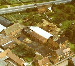 Blackcliffe Farm 1965