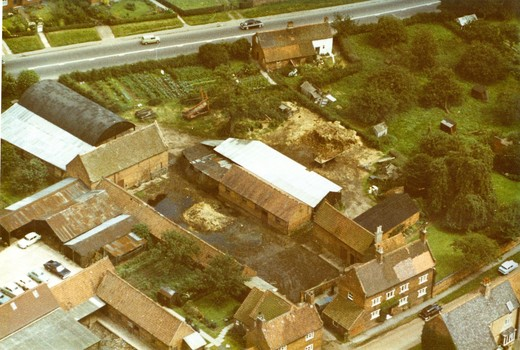 Blackcliffe Farm 1965