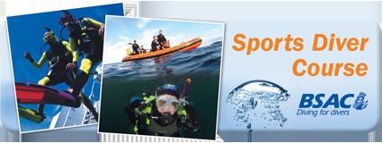 Sports Diver Course