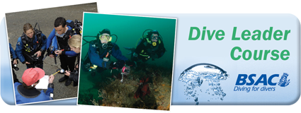 Dive Leader Course