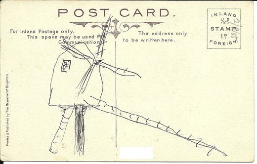 Bradmore mill drawing 2-9-1905