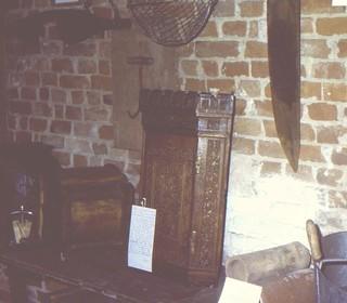 1980 exhibition in Rufford Barn (2)