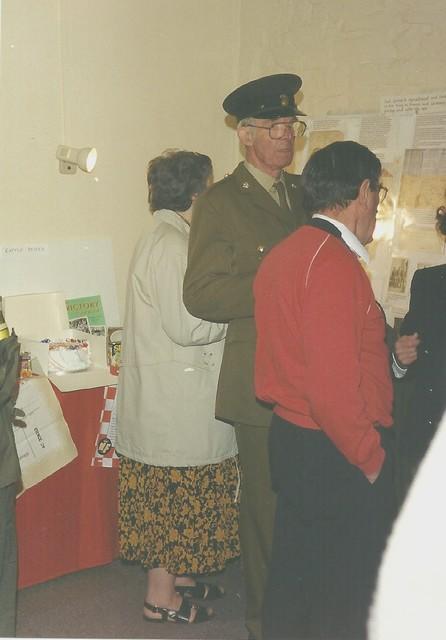 VE Day celebrations 1995 Jack Garner