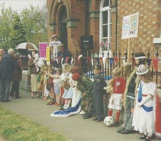 VE Day celebrations 1995