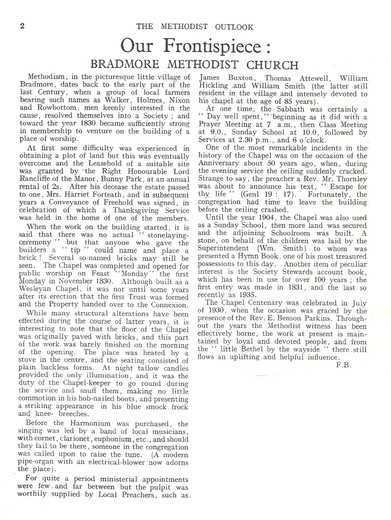 Chapel Methodist Outlook 1937 2