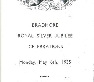 Silver Jubilee Celebrations 1935 1