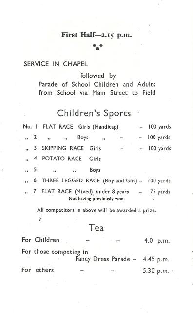 Silver Jubilee Celebrations 1935 2