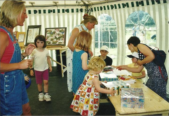 Millennium Celebrations Children's work