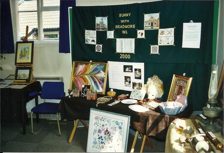 Millennium Celebrations Exhibition 16.6.2000