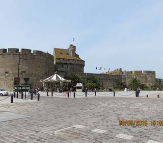 The Walls of St Malo