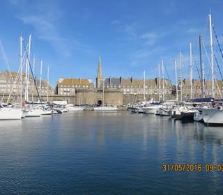 St Malo Marina