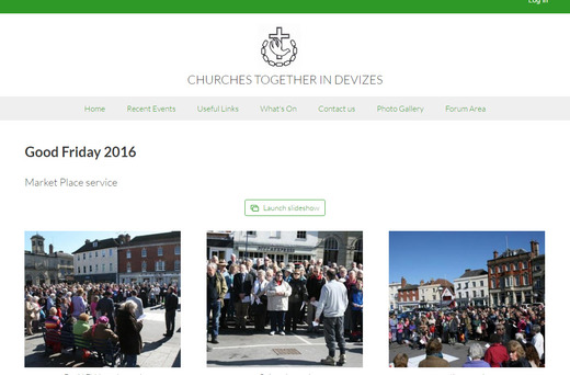 Churches Together in Devizes