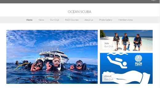 Ocean Scuba