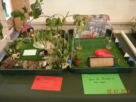 Firfield Primary School Joint 1st Prize