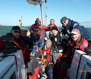 Sunsail 4003 Crew