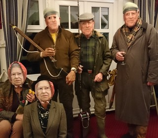 The Royal Party - Huntin' Shootin' and Fishin'