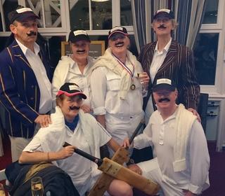 The Sailing Club was a Cricket Pavillion