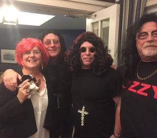 Ozzys and Sharon