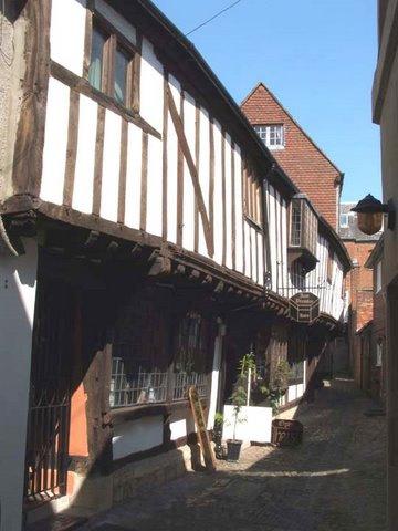 St John's Alley