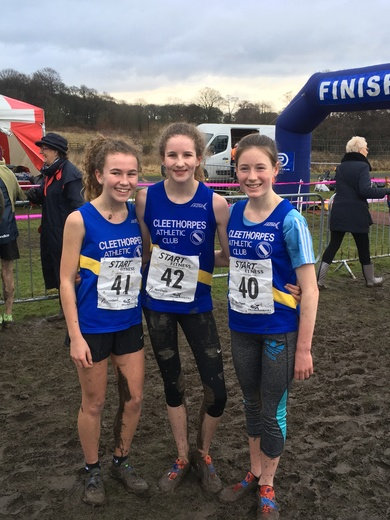 Devon Low, Grace Sullivan & Robyn Greenway