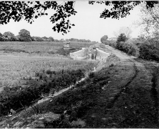 Caen Hill Locks before Restoration