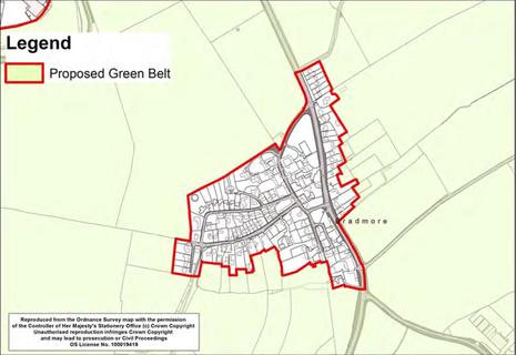 village green belt