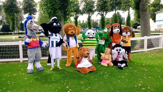 Mascot Race 2016
