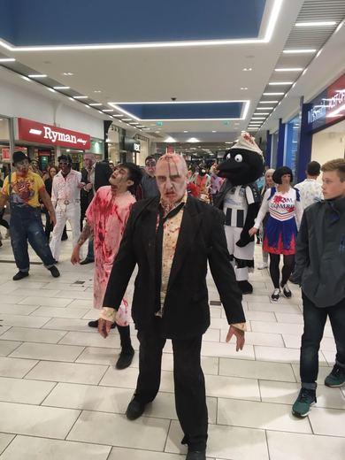 Zombie Walk 2016