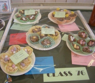 Cakes in the Children's Classes