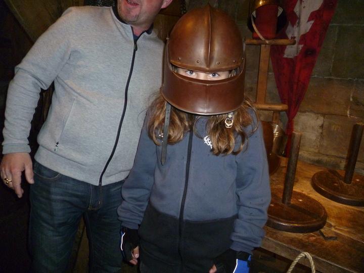 Tia is a knight