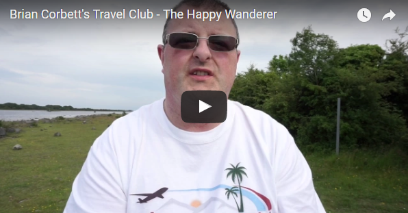 Brian Corbett's Travel Club Promo Video