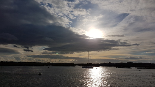 Day 3 - Along The Beaulieu River