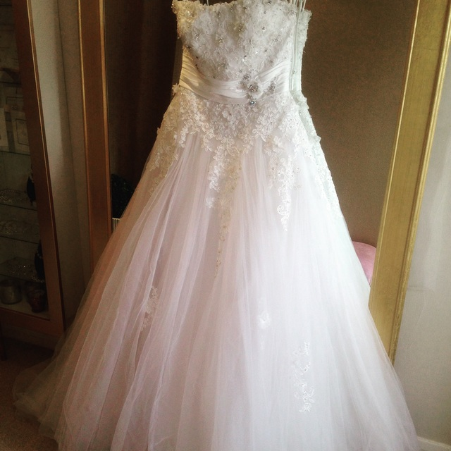 Opulence from Opulence size 12 full tulle white