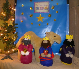"""""""We Three Kings of Orient Are"""""""