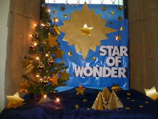 """Star of Wonder"""
