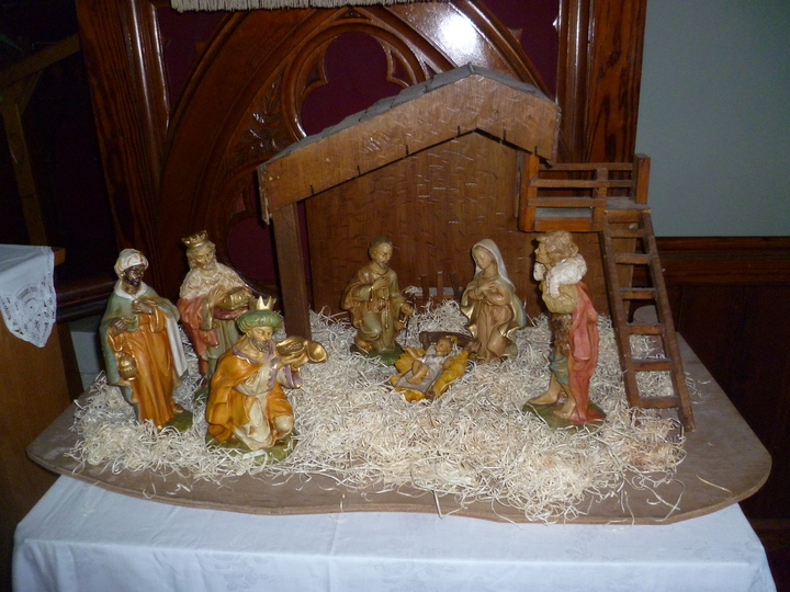 """""""For Unto Us A Son Is Born"""""""