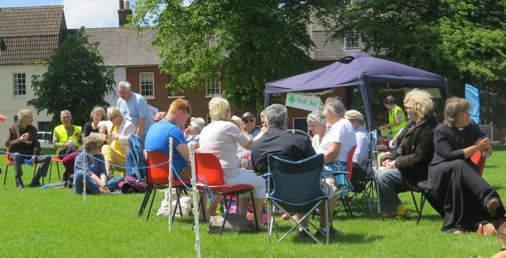 Pentecost Picnic on the Green