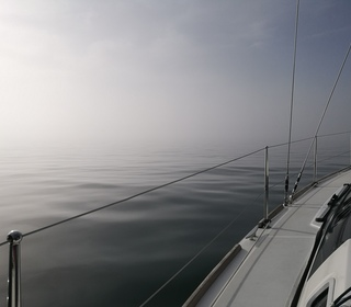 Channel Crossing Fog