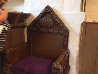 The Bishop's Chair