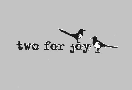 Two for Joy Logo